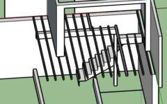 sketchup model engineering