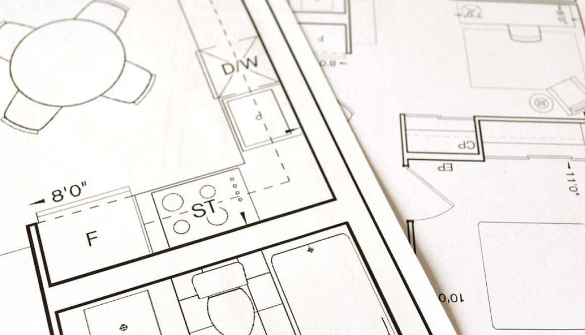 engineering architectural plan design drawing