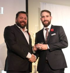 andrew melchers young professional of the year