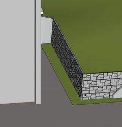 Retaining Wall new