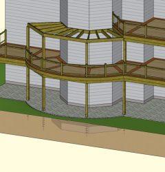Custom Deck Design