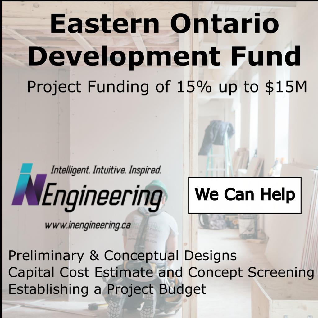 eastern ontario development fund