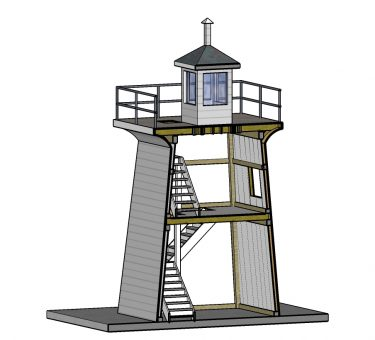 Schematic of Lighthouse
