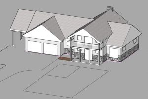 Hall House A10 Schematic
