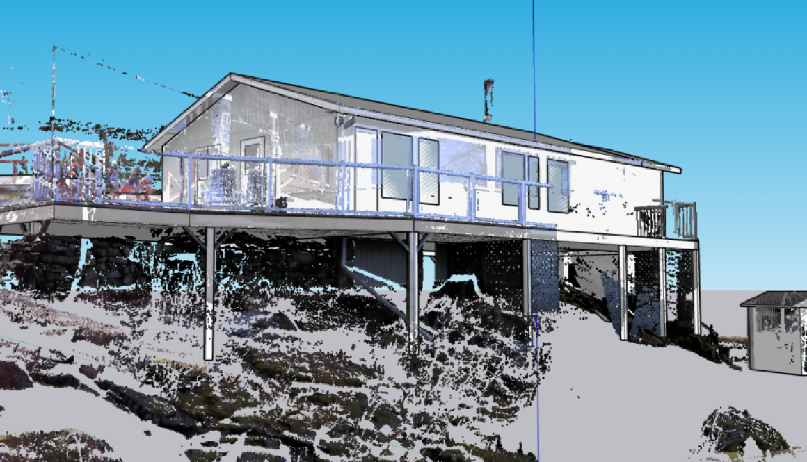 3d scan to sketchup